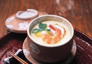 Japanese Steamed Egg Custard